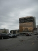 es gibt auch 'Wolkenkratzer' in Anchorage