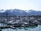 Kleinboot-Hafen Seward