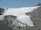 da isser, der Gletscher