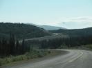 Das Band des Alaska Highway