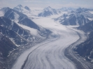 Kaskawulsh Gletscher