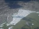 Gletschersee am Ende des Lowell Gletschers