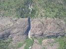kleiner Wasserfall beim Rückflug
