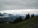 Die Sicht ins Tal