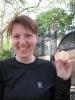 Mallorca 2010-so was g'sundes ! Orange direkt vom Baum !!