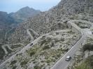 Mallorca 2010-Sa Calobra ... der Krawattenknoten ...