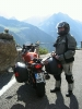 Motorradhalter